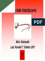 Sensor Dan Transduser