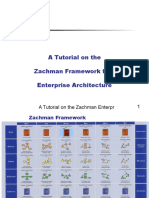 Zachman EAF Tutorial