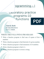 C Lab Task10