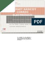 Tutorial Internet y Correo Electronico