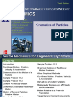 Dynamics 11 Lecture