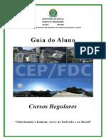 CEP FDC Guia Do Aluno