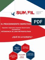 [PDF] Procedimiento Inspectivo Laboral