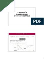 Cap. 4 Conducción Bidimensional en Estado Estable [2013]