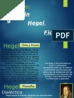 HEGEL, SCHELLING Y FICHTE