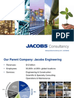 Jacobs Consultancy - Sales Presentation
