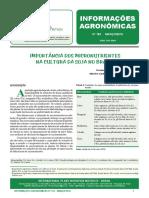 Importancia Dos Micronutrientes Na Cultura Da Soja