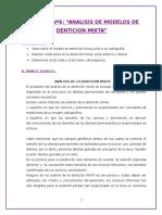 Practica Nº6 Analisis de Modelos de Denticion Mixta