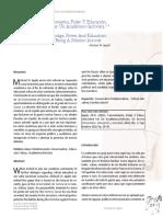 Descolonizar El Curriculo. Estrategias Para Una Pedagogia Critica Tomas Tadeu Da Silva