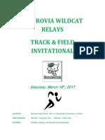 2017 wildcat relays