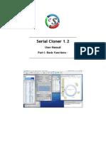 SerialCloner (v1 2) User Manual