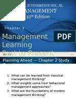 1-The Management Process
