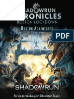 Shadowrun Mini Adventure De