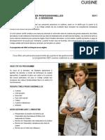 DEP FR 5311 Cuisine