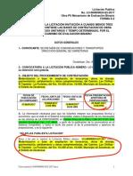Convocatoria LO-0090000024-E5-2017