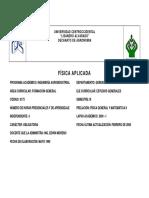 Programa Fisica Aplicada 2011