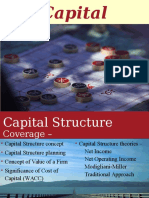 5capital Structure Theories 140325000746 Phpapp01