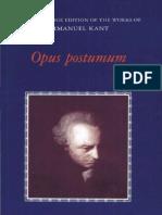 Immanuel Kant Opus postumum.pdf