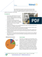 Case Study Wal-Mart GHG Inventory