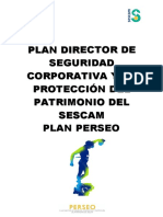 Plan Director Seguridad Corporativa y Proteccion Patrimonio
