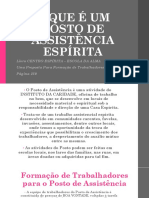 O QUE É UM POSTO DE ASSISTÊNCIA ESPÍRITA.pdf