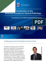 Intro to ASCP Presentation