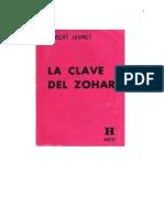 Jounet Albert - La Clave Del Zohar