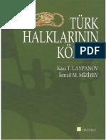 Kazi T. Laypanov, İsmail M. Miziyev - Türk Halklarının Kökeni