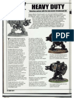 Modelling - Dreadnought Options