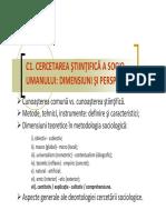 C2_3 Metodologie