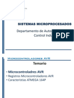 2 Microcontroladores AVR