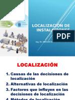 Localización de Instalaciones