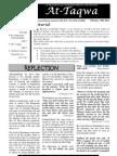 at-taqwa newsletter 1_1