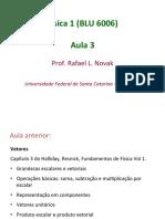 Fisica1 - Aula 3