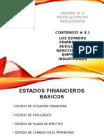 Estados Finacieros