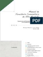 Manual Foresteria Quinual