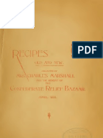 (1898) Recipes Old & New