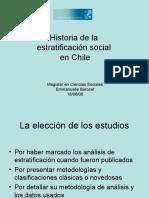 Historia de La Estratificación Social en Chile 180608