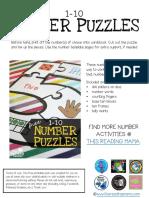 NumberPuzzles1-10
