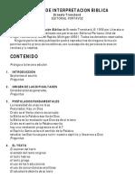Trenchard Ernesto - Normas de Interpretacion Biblica.pdf