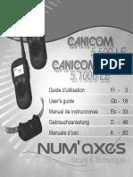 Guide Canicom 5-500 LE-5-1000 LE Ind A