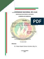 Necesidad de Aplicar el Procedimiento Abreviado en los Delitos Culposos por Muerte en Materia de Tránsito - Yonny Levi Valverde Solórzano