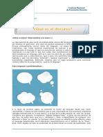 Lenguaje y Discurso 01