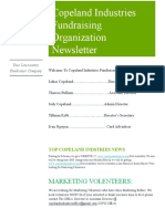 copeland industries newsletter 1-17