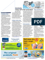 Pharmacy Daily for Thu 16 Mar 2017 - Pharmacy GP trial extended, Two-stage penalty rates plan, Willach online shop, Travel Specials and much more