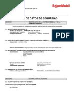 MSDS Mobil Delvac MX 15W-40