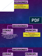 Decisiones Pachi