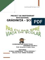 proiect gradi