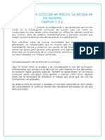 Díaz Barriga Cap 1 y 2