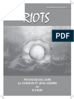 Riots Manual 4 - Psychosocial Care by Community Level Helpers for Women - KAMHA.ORG